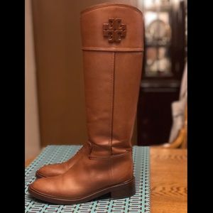 Tory Burch Lowell 2 Riding boot